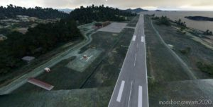 Rcfg Nangan Airport, Matsu, Taiwan for Microsoft Flight Simulator 2020