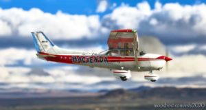 Cessna 172 Classic – Hacienda V1.1 for Microsoft Flight Simulator 2020