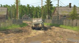Rural Chores Map V1.1 for MudRunner