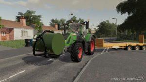 Fuel Bowser for Farming Simulator 19