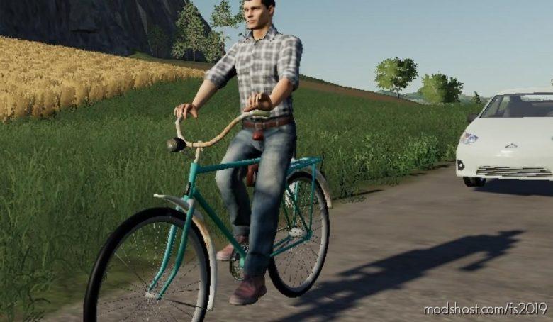 Bicycle Pack for Farming Simulator 19