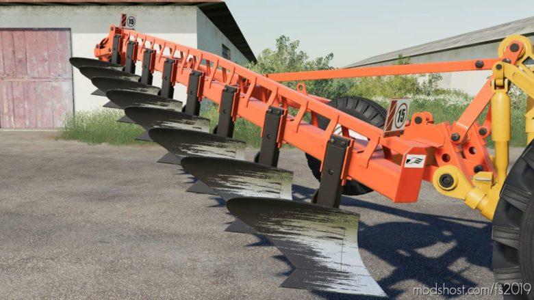 Plnu 8-40 for Farming Simulator 19