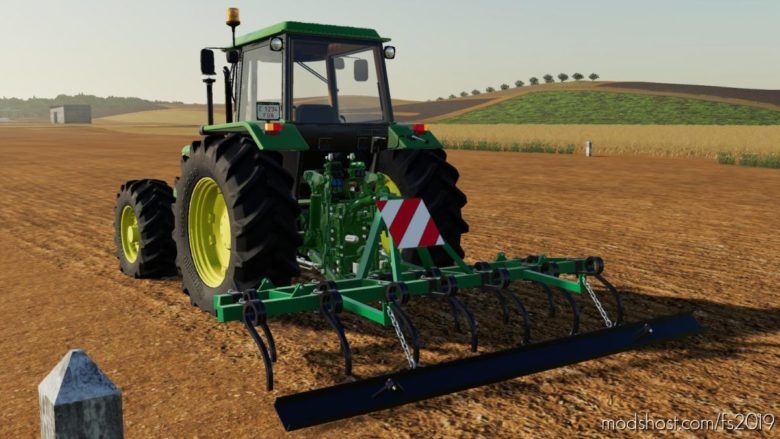 Cultivador 13 Brazos for Farming Simulator 19