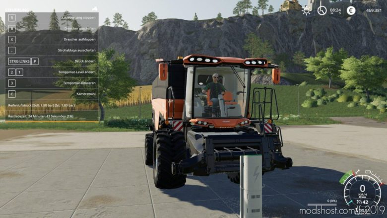Ideal Electric (Alpine DLC Wird Benotigt) V1.9.0.1 for Farming Simulator 19