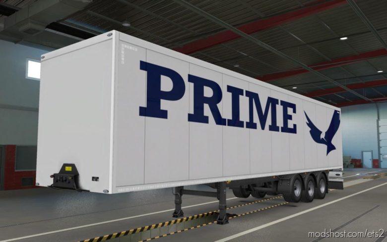 Skin Prime for Euro Truck Simulator 2