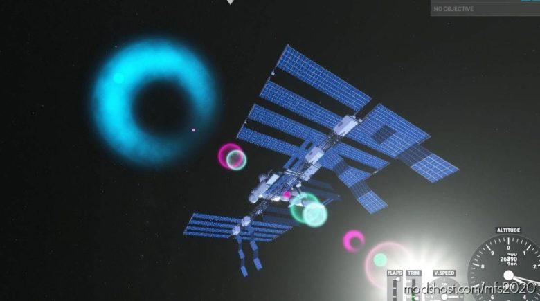 RDJ International Space Station Msfs Mod for Microsoft Flight Simulator 2020