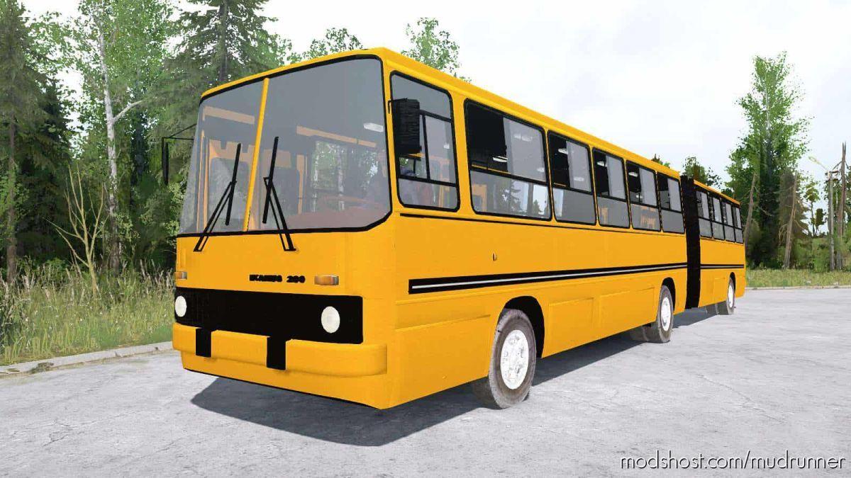 Ikarus 280.06 BUS for MudRunner