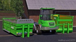 Joskin Cargo Track Pack for Farming Simulator 19