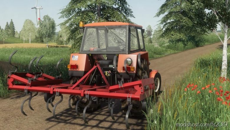 Lizard K4M for Farming Simulator 19