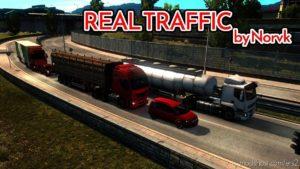 Realistic Traffic Density [1.39.X] for Euro Truck Simulator 2