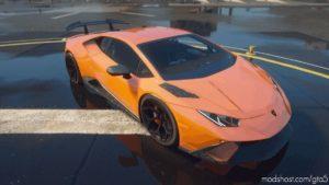 Lamborghini Novitec Huracan Performante for Grand Theft Auto V