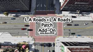 L.A. Roads + L.A. Roads Patch for Grand Theft Auto V