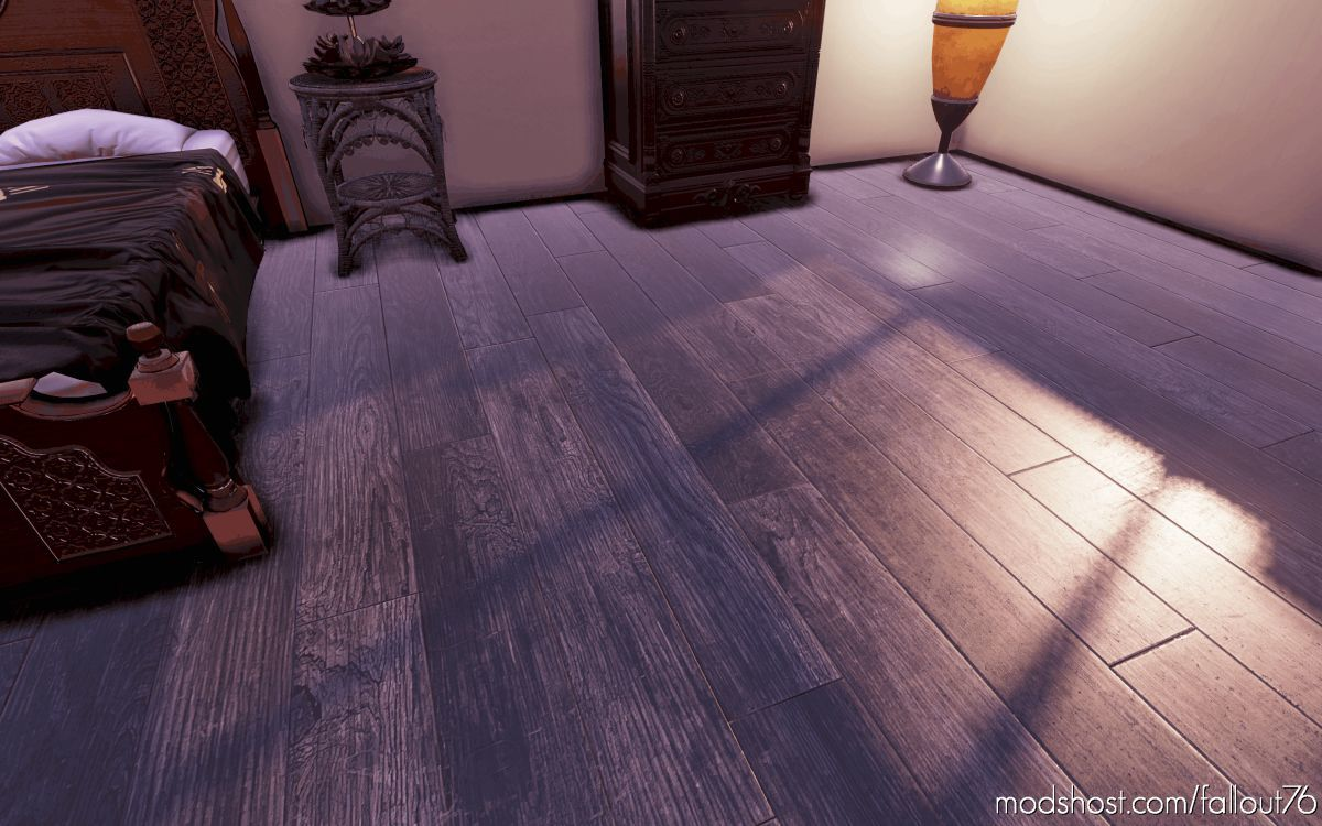 ALL Floors Retextured for Fallout 76