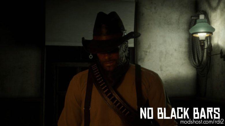Noblackbars for Red Dead Redemption 2