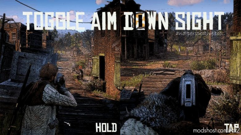 Toggle ADS (AIM Down Sight) for Red Dead Redemption 2