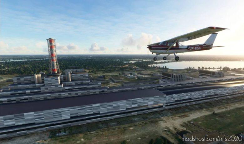 Chernobyl Bush Trip for Microsoft Flight Simulator 2020