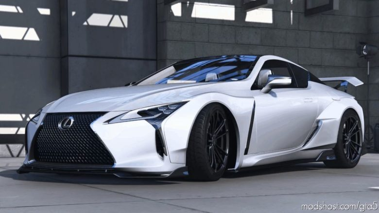 2020 Lexus LC500 Artisan Spirits for Grand Theft Auto V