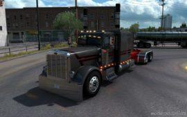 Rollin Peterbilt 389 Update Fixed 11/30/20 [1.39] for American Truck Simulator