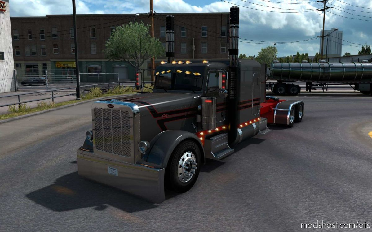 Rollin Peterbilt 389 Update Fixed 11/30/20 [1.39] for American Truck Simulator