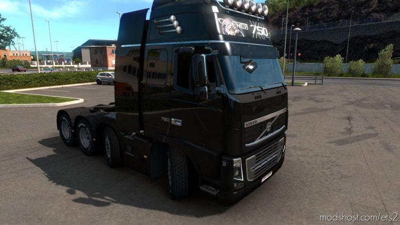 Volvo FH16 2009 Heavy Duty Addon V2.0 for Euro Truck Simulator 2