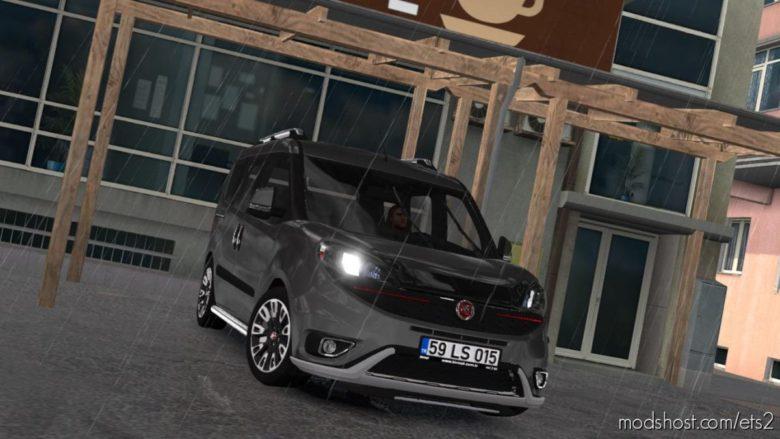 Fiat Doblo D4 V1R50 [1.39] for Euro Truck Simulator 2