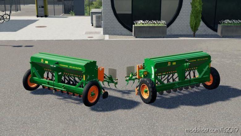 Amazone D8-25 for Farming Simulator 19