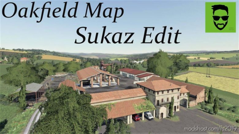 Oakfield Farm Sukaz Edit Amarcord for Farming Simulator 19