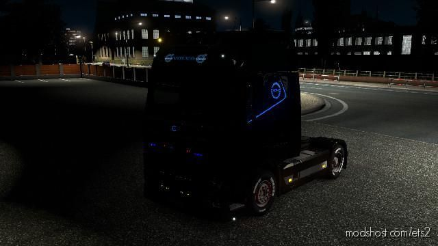 Volvo FH16 2012 Light Pack [1.38 – 1.39] for Euro Truck Simulator 2