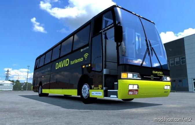 MB Busscar Vissta 99 [1.39.X] for Euro Truck Simulator 2