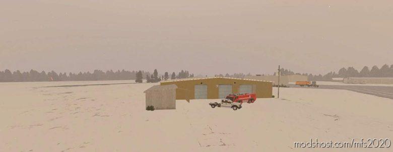 Churchill Manitoba Cyyq for Microsoft Flight Simulator 2020