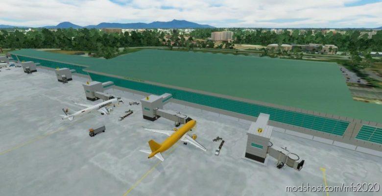 Kuching International Airport V0.1.2 for Microsoft Flight Simulator 2020