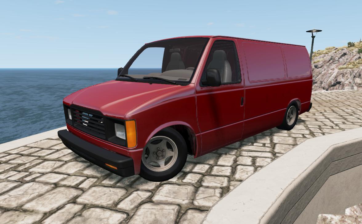 Gavril H15 Supervan for BeamNG.drive