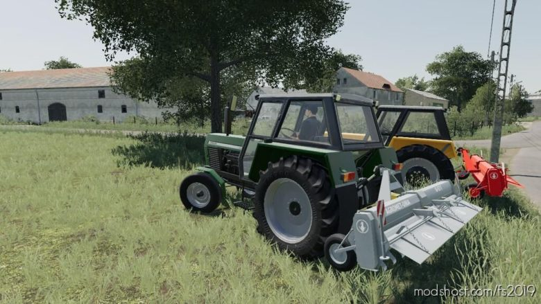 Agromet U511 for Farming Simulator 19