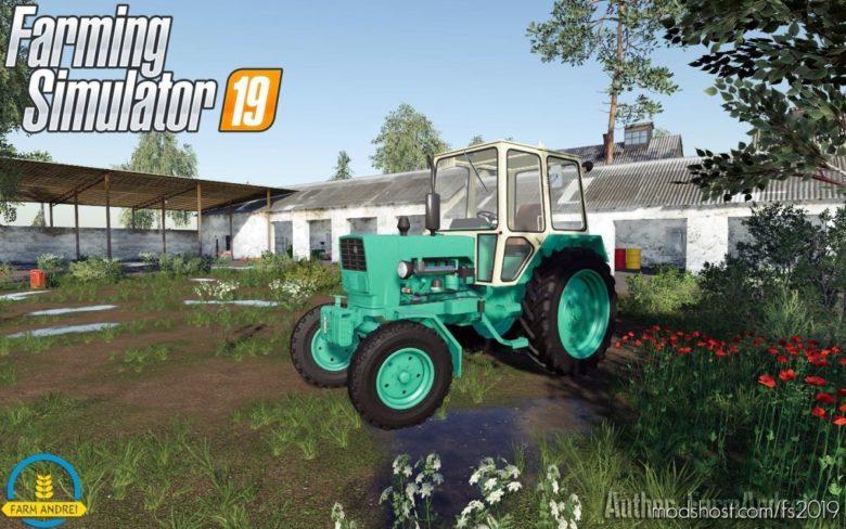 Umz-6Kl for Farming Simulator 19