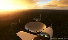 Arecibo Observatory V1.0.1 for Microsoft Flight Simulator 2020