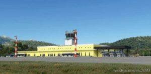Lgsm – Samos Aristarchos Int'L Airport for Microsoft Flight Simulator 2020