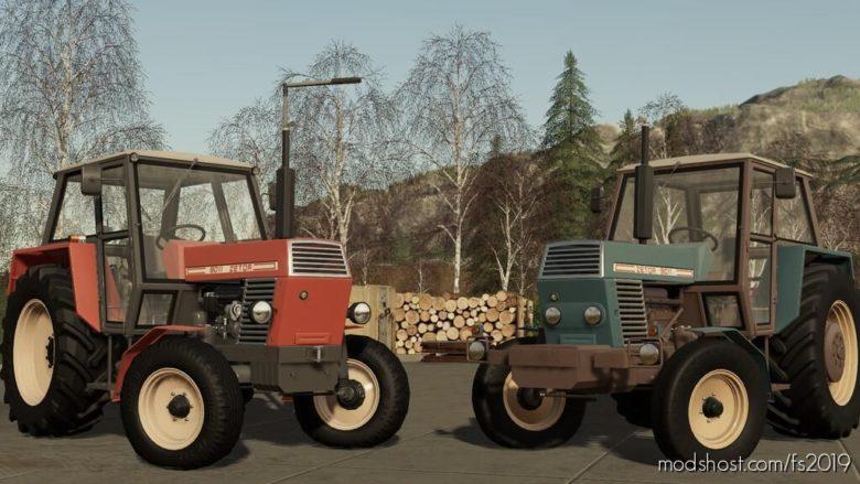 Zetor Crystal 8011 for Farming Simulator 19