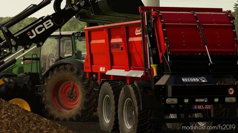 Record EMR 1600 EVO+ for Farming Simulator 19
