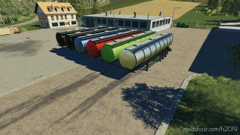 Lizard MKV 3 Universal for Farming Simulator 19