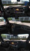 Seat Adjustment NO Limits (Interior Multi View Cameras) V2.4 for American Truck Simulator