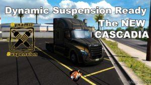 Dynamic Suspension V2.0 for American Truck Simulator
