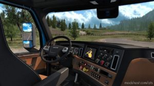 SCS Trucks Unlimited Seat Adjustment V1.0.0.2 for American Truck Simulator