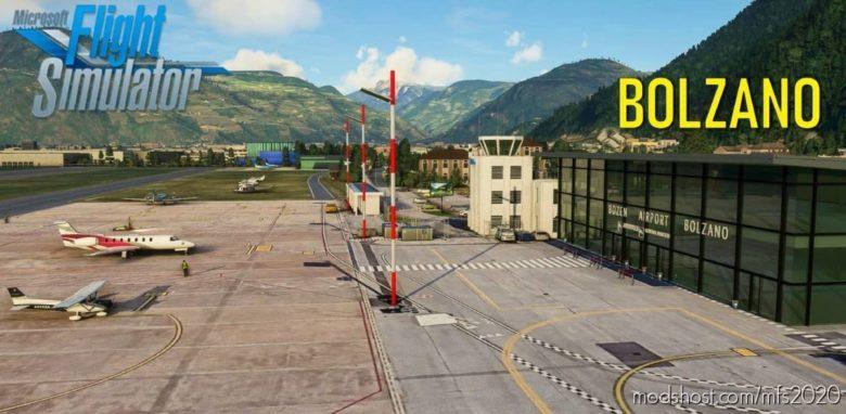 Bolzano Airport [Lipb] for Microsoft Flight Simulator 2020