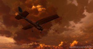 Halloween Landing Challenge V1.1 for Microsoft Flight Simulator 2020