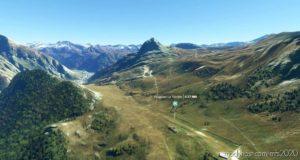 'Route DES Grandes Alpes' Bush Trip [German And English] for Microsoft Flight Simulator 2020