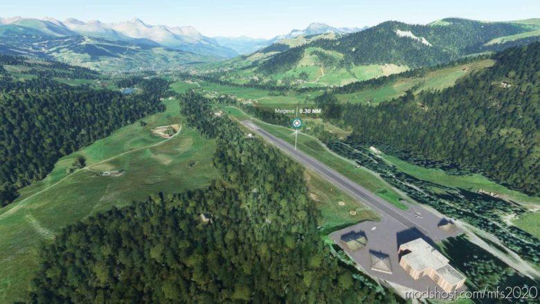 'Route DES Grandes Alpes' Bush Trip for Microsoft Flight Simulator 2020