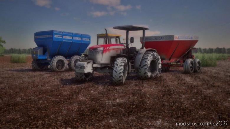 Lizard Marchesan Dca2Mc 7500 for Farming Simulator 19