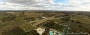 LF-3424 Base ULM DE Sauvian for Microsoft Flight Simulator 2020