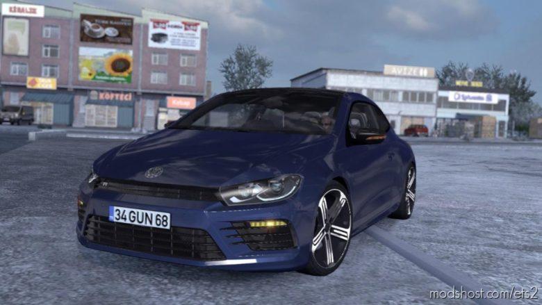 Volkswagen Scirocco V1R50 [1.39] for Euro Truck Simulator 2