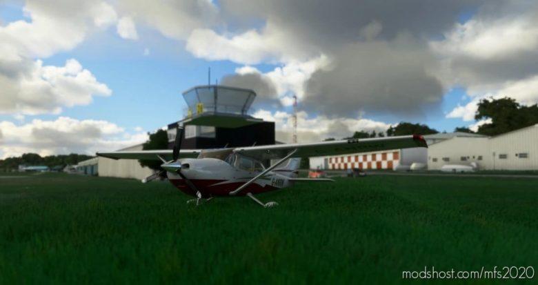 Edlb Borkenberge for Microsoft Flight Simulator 2020